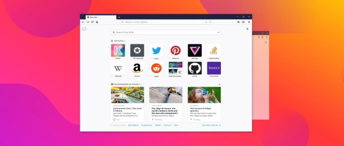 Mozilla lanza oficialmente Firefox Quantum, la mayor actualización desde 2004