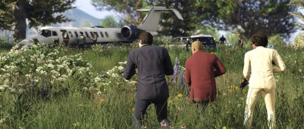 Grand Theft Auto V sigue alegrando los resultados de Take-Two