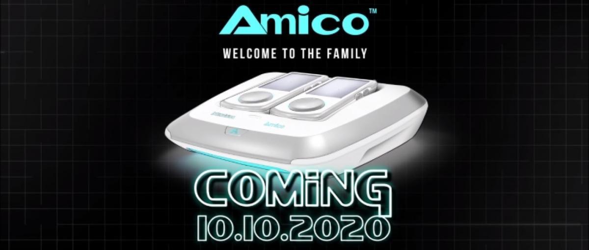 Anunciada Intellivision Amico, una consola para toda la familia que llegará el 10 de octubre de 2020