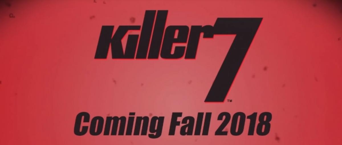 Killer7 de Suda51 llegará este otoño a Steam