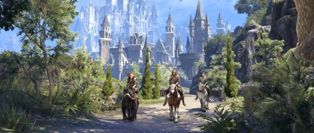 Bethesda anuncia la expansión Summerset para The Elder Scrolls Online