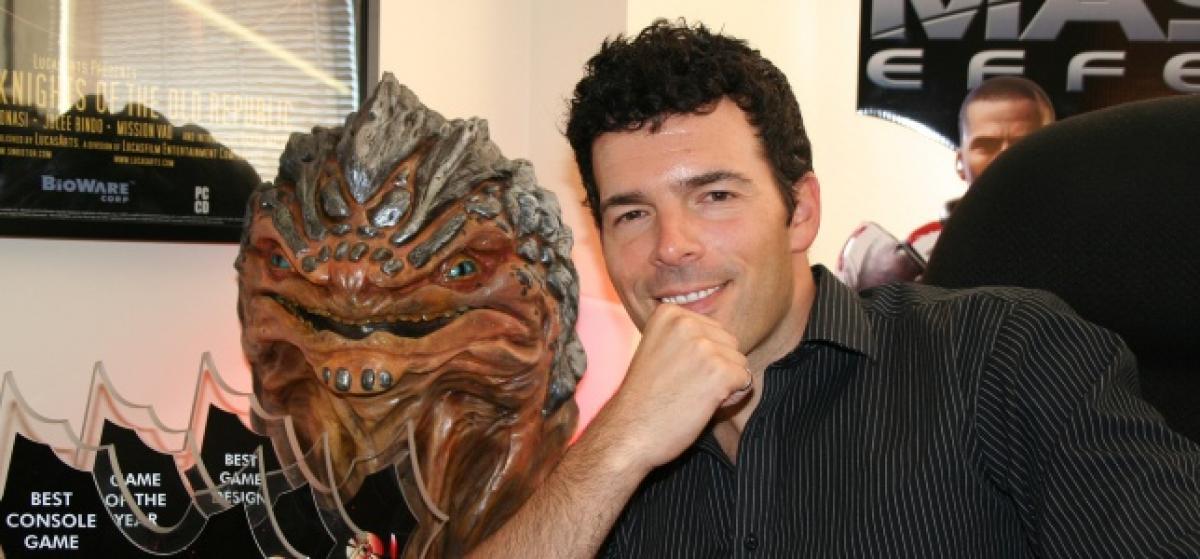 Casey Hudson, creador de Mass Effect, abandona Bioware 7e96ad_adios-casey-hudson_news