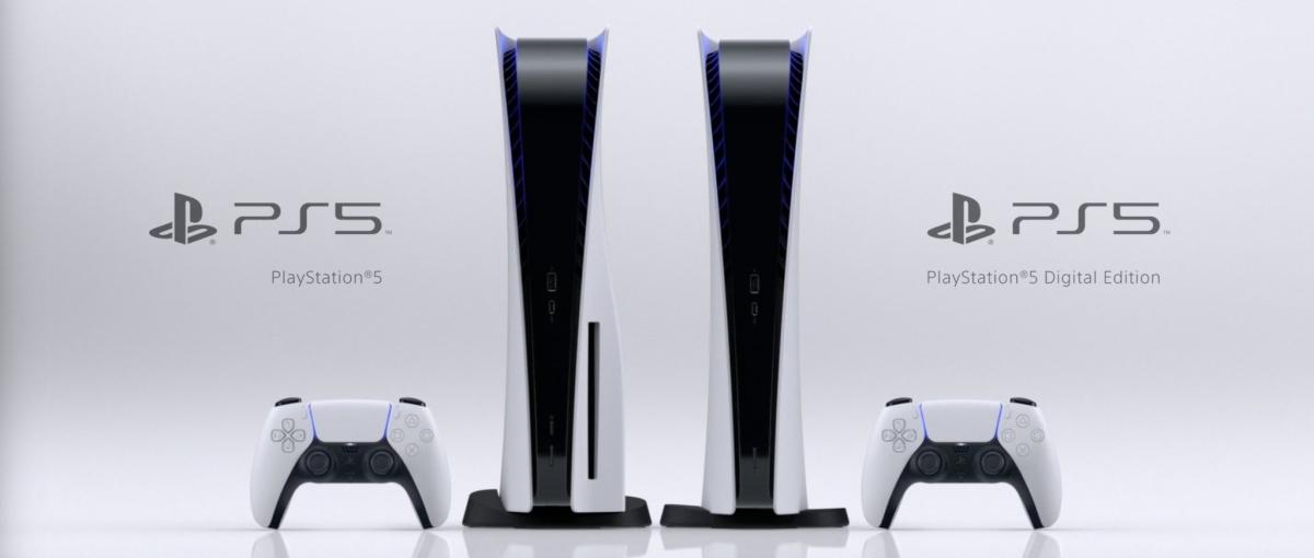 PlayStation 5 muestra su diseño y un modelo sin lector óptico