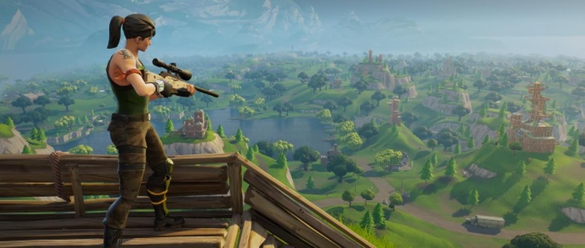 Epic Games demanda a dos jugadores por hacer trampas en Fortnite