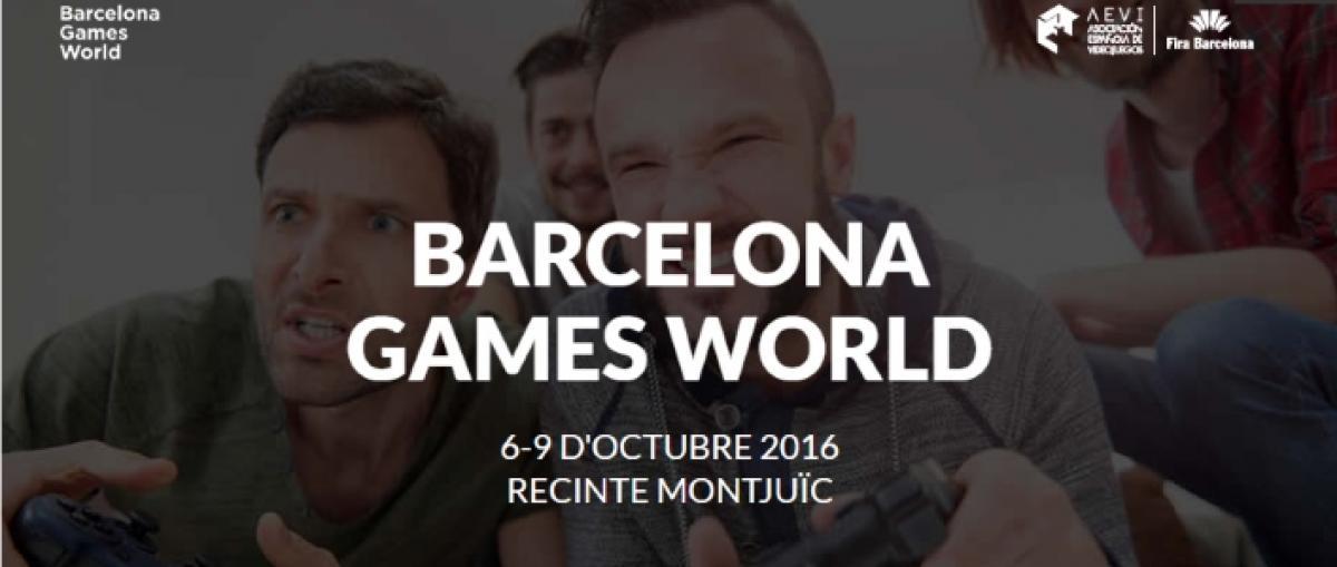 Barcelona Games World sustituye a Madrid Games Week (Actualizada)