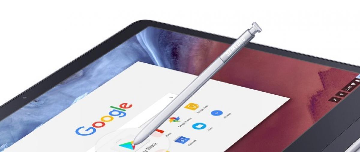 Google promete tabletas con Chrome OS compatibles con aplicaciones de Android