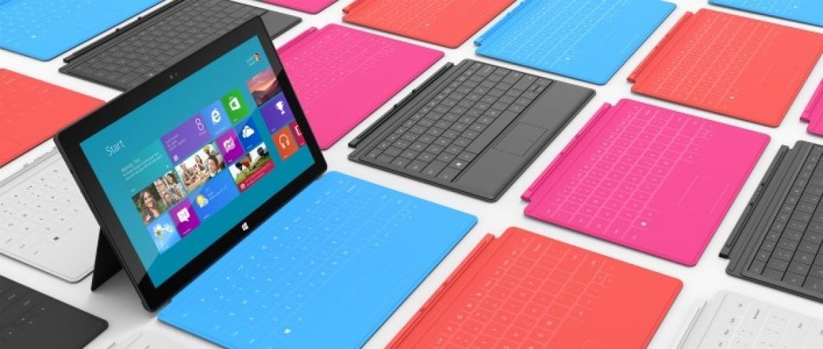 Microsoft trabaja en un Surface más económico para competir con el iPad según Bloomberg