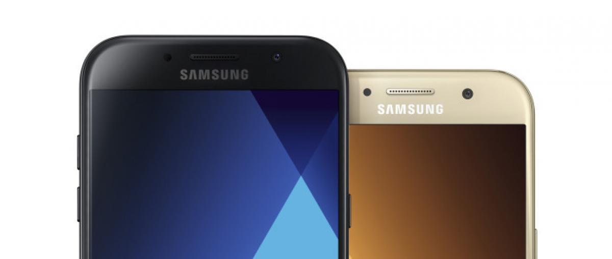Samsung impermeabiliza sus nuevos Galaxy A