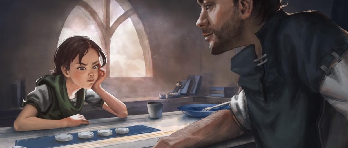 Presentado Tellstones: King's Gambit, el juego de mesa de League of Legends centrado en los faroles y la memoria