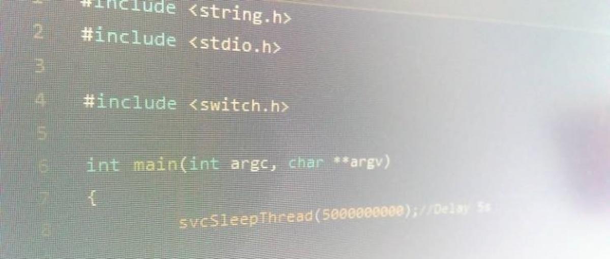 Liberada libnx, una biblioteca que permite escribir homebrew para Nintendo Switch