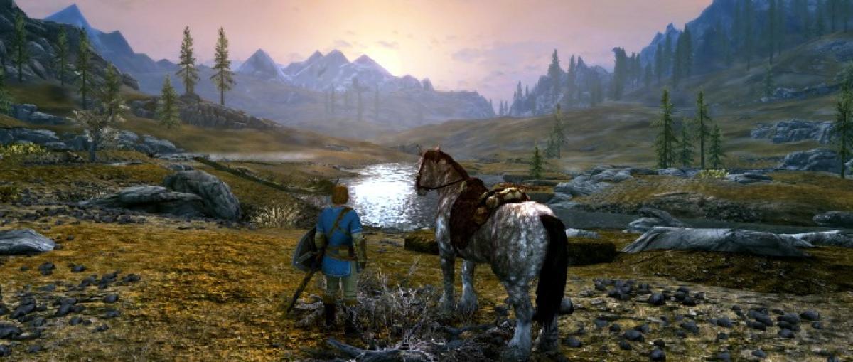 Tráiler de lanzamiento de The Elder Scrolls V: Skyrim para Nintendo Switch