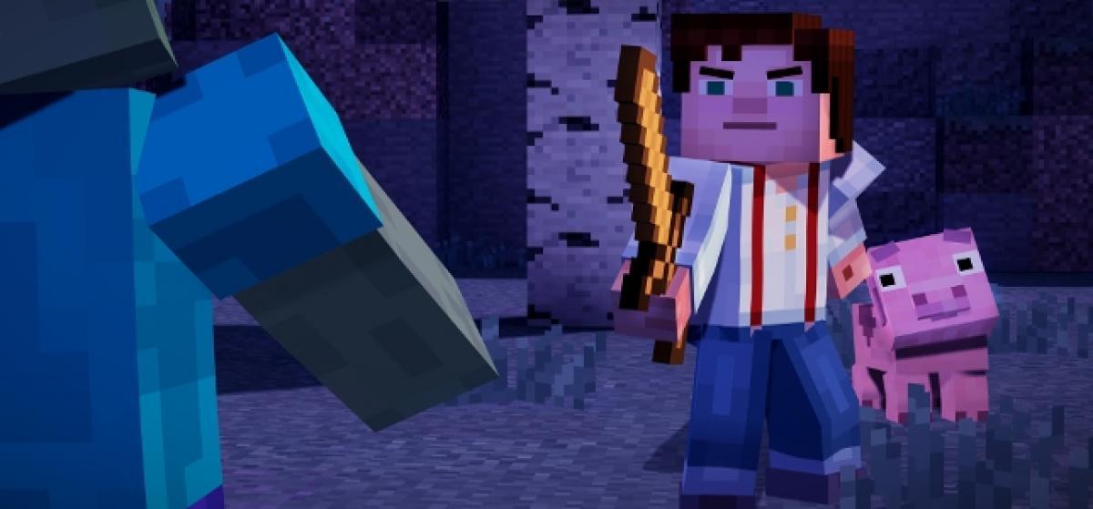Vídeos y detalles del primer episodio de Minecraft: Story Mode