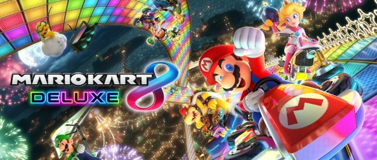 Tráiler de características de Mario Kart 8 Deluxe para Switch
