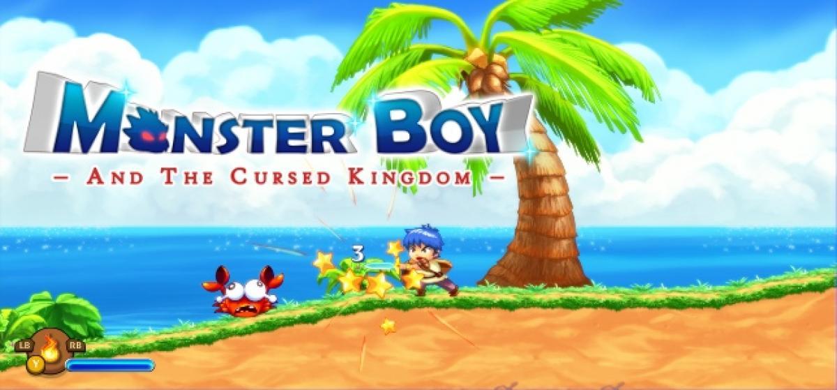 Tráiler y detalles de Monster Boy, el sucesor espiritual de Wonder Boy