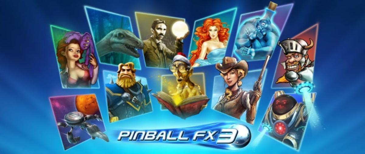 Zen Studios anuncia Pinball FX3, que permitirá importar la mayoría de mesas adquiridas