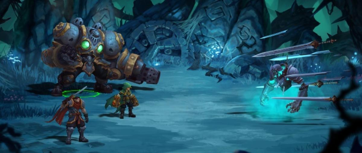 Battle Chasers: Nightwar estará disponible el 3 de octubre y SpellForce 3 el 7 de diciembre