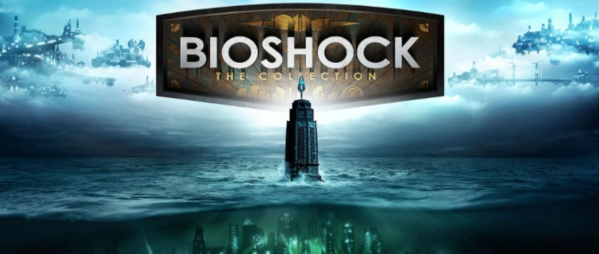 Tráiler y detalles del anuncio de Bioshock: The Collection