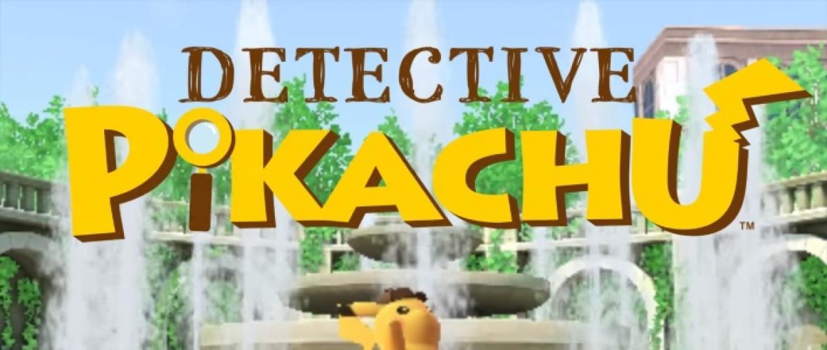 Detective Pikachu para 3DS llegará el 23 de marzo a Europa junto a su propio y gran amiibo