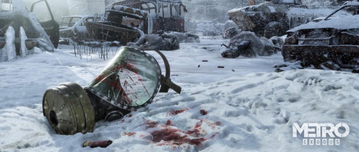 Deep Silver anuncia Metro Exodus para PS4, Xbox One y PC