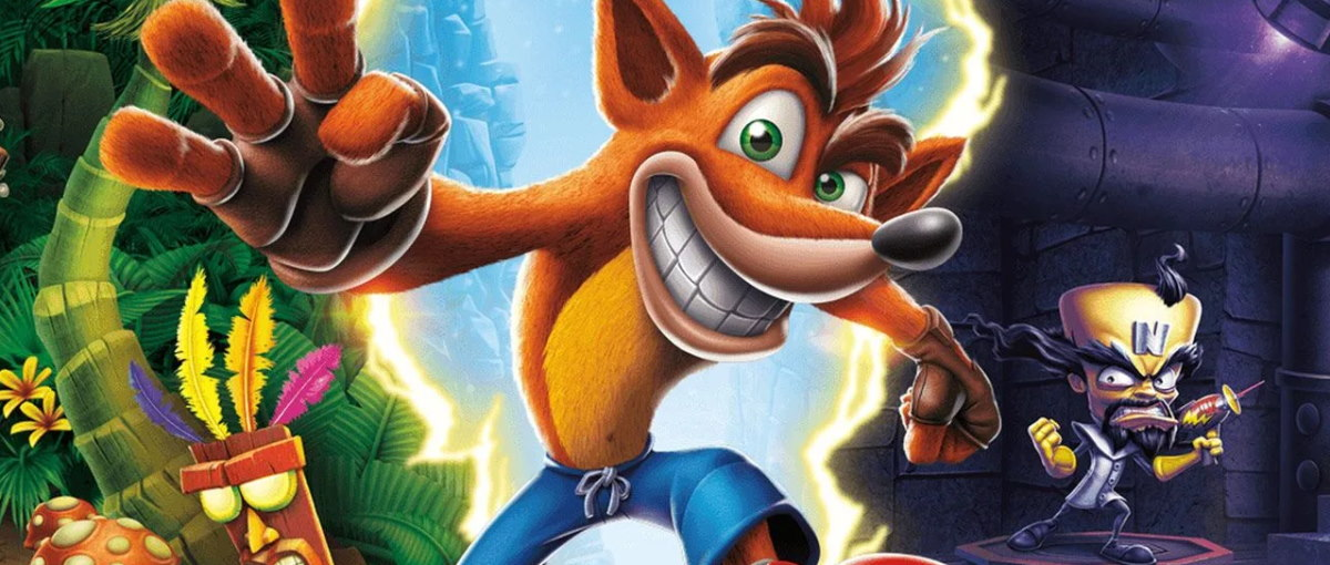 Crash Bandicoot 4: It's About Time filtrado por el organismo de clasificación de juegos taiwanés