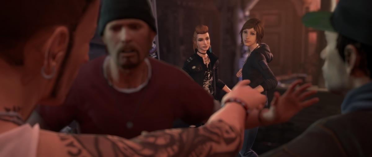 Gameplay de Life is Strange: Before the Storm, que tendrá un episodio extra con la edición Deluxe