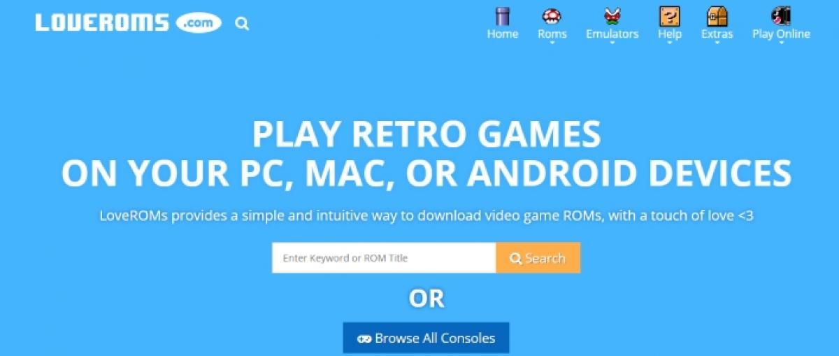 Nintendo demanda dos populares webs de ROMs por violación de copyright