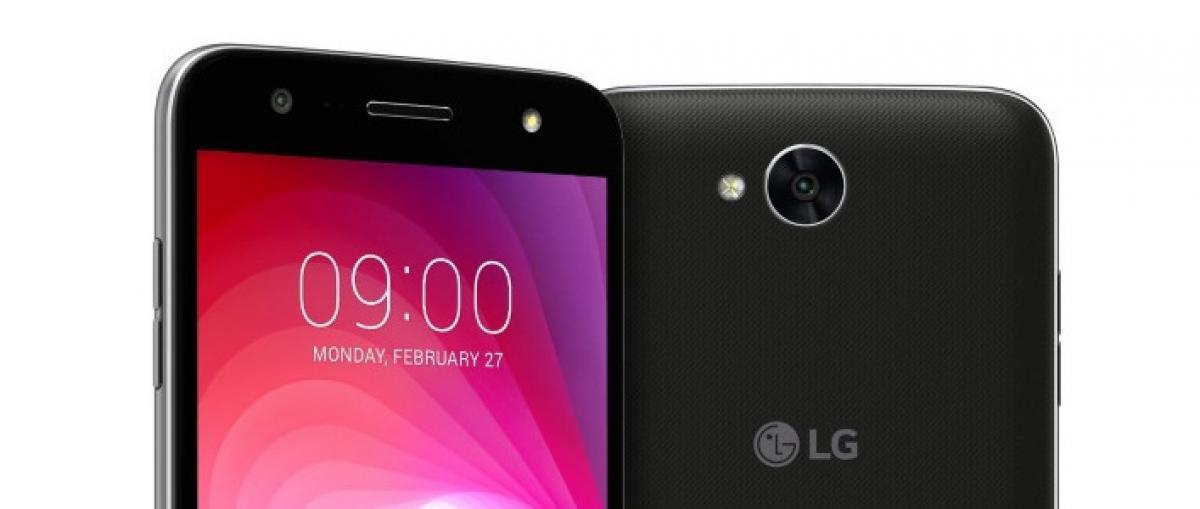 LG introduce una batería de 4.500 mAh en su nuevo X power2