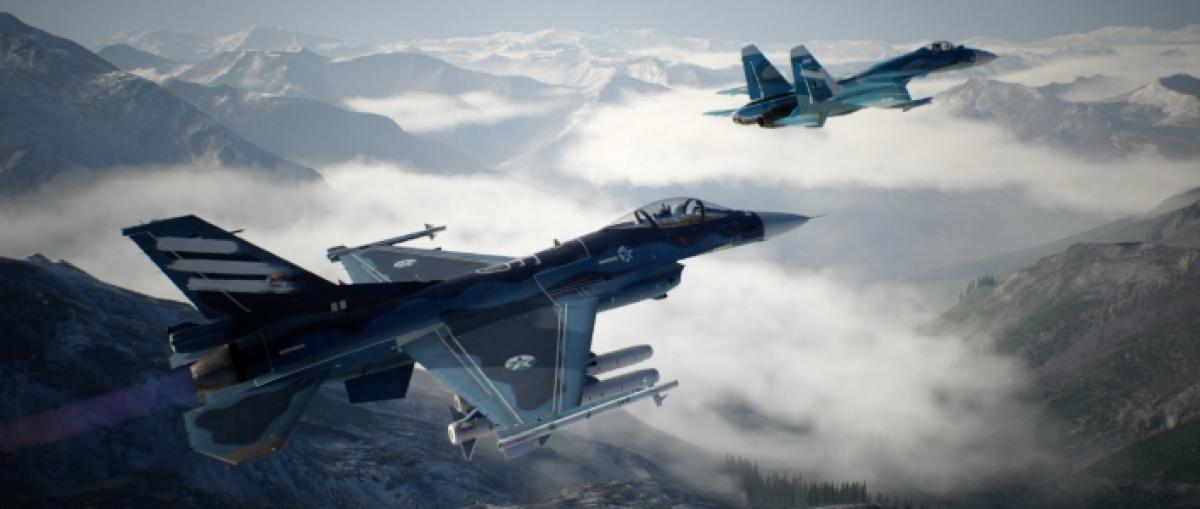 La reserva de Ace Combat 7 incluye Ace Combat 5 en PS4 y Ace Combat 6 en Xbox One