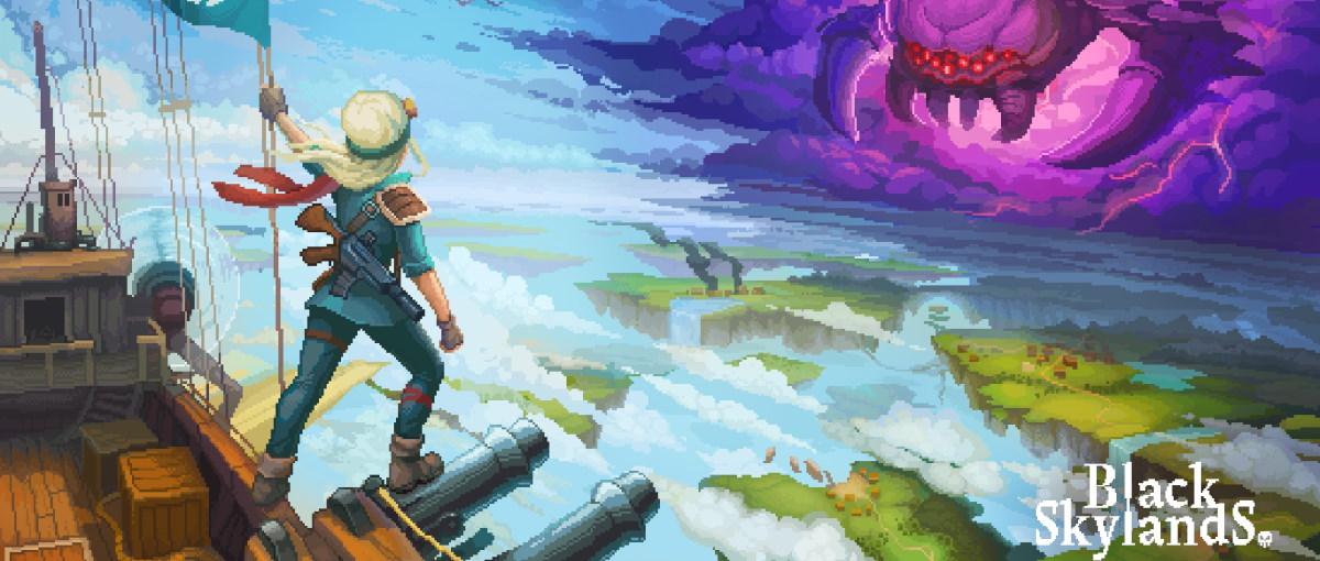 Black Skylands, un juego skypunk de mundo abierto, debutará el 9 de julio en el acceso anticipado