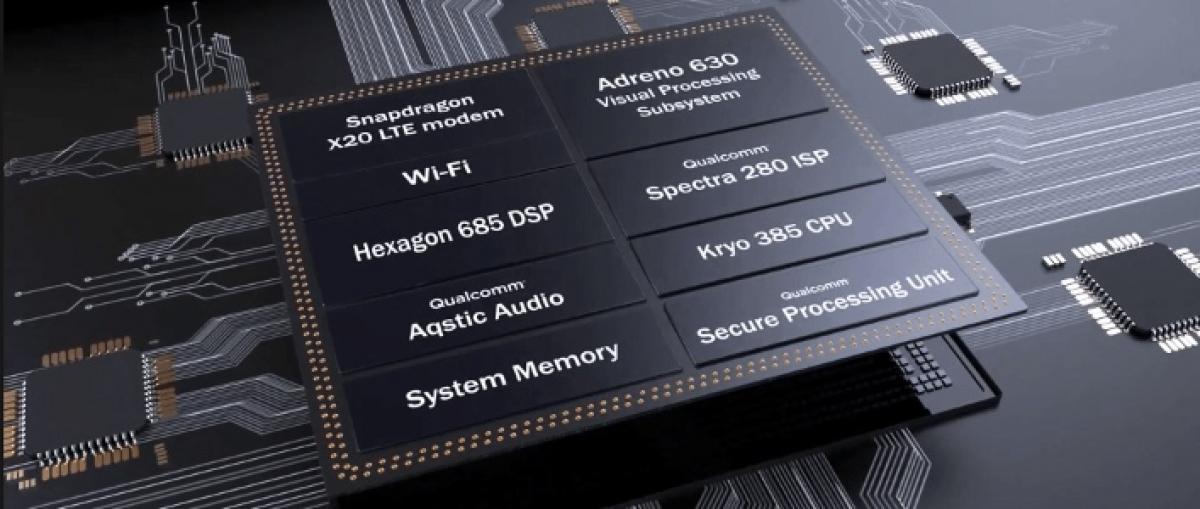 Qualcomm presenta el Snapdragon 845 prometiendo un 30 % más de eficiencia y vídeo 4K con HDR