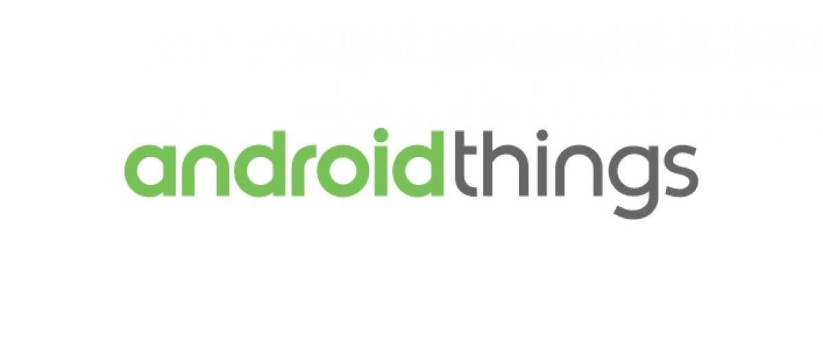 Google anuncia Android Things, su nuevo sistema operativo para el Internet de las cosas