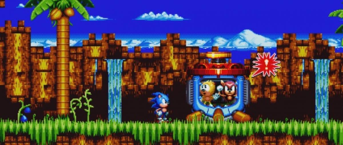 Sonic Mania Plus llegará a las tiendas el 17 de julio