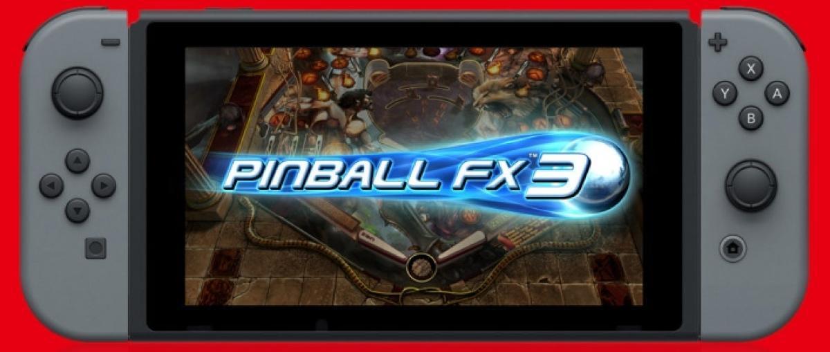 Zen Studios trabaja en mejorar el rendimiento y la calidad gráfica de Pinball FX3 en Switch