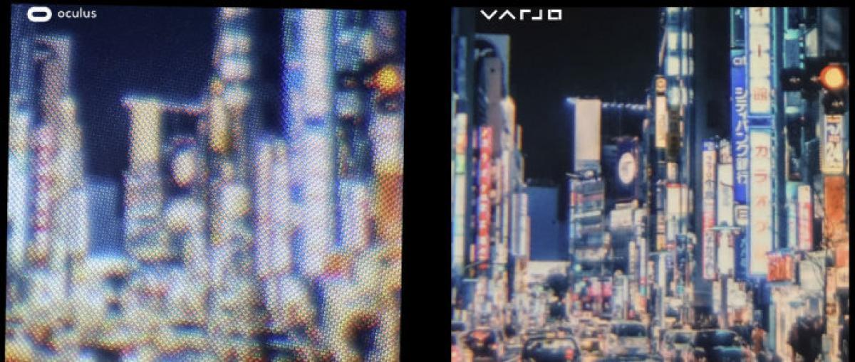 """La finlandesa Varjo promete pantallas para realidad virtual con """"resolución de ojo humano"""""""