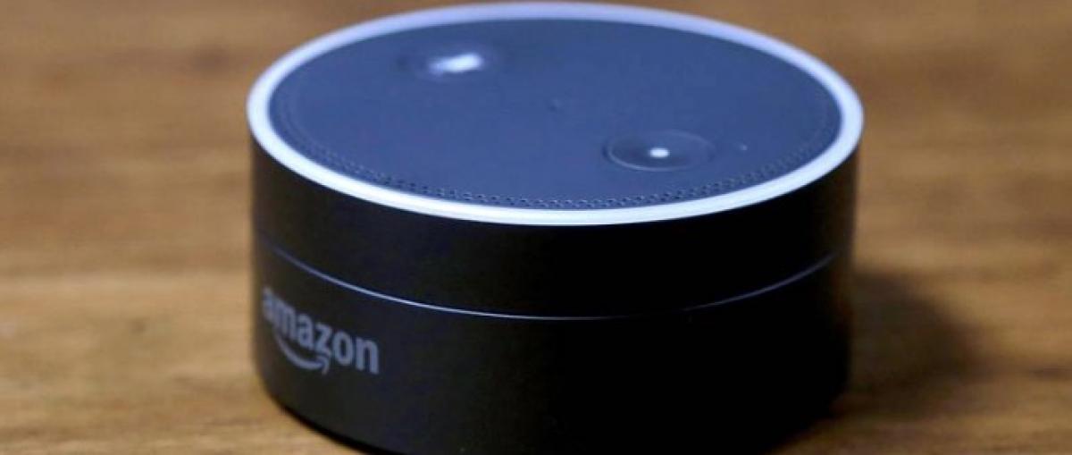 Amazon está trabajando en un nuevo dispositivo para el hogar a través de Alexa