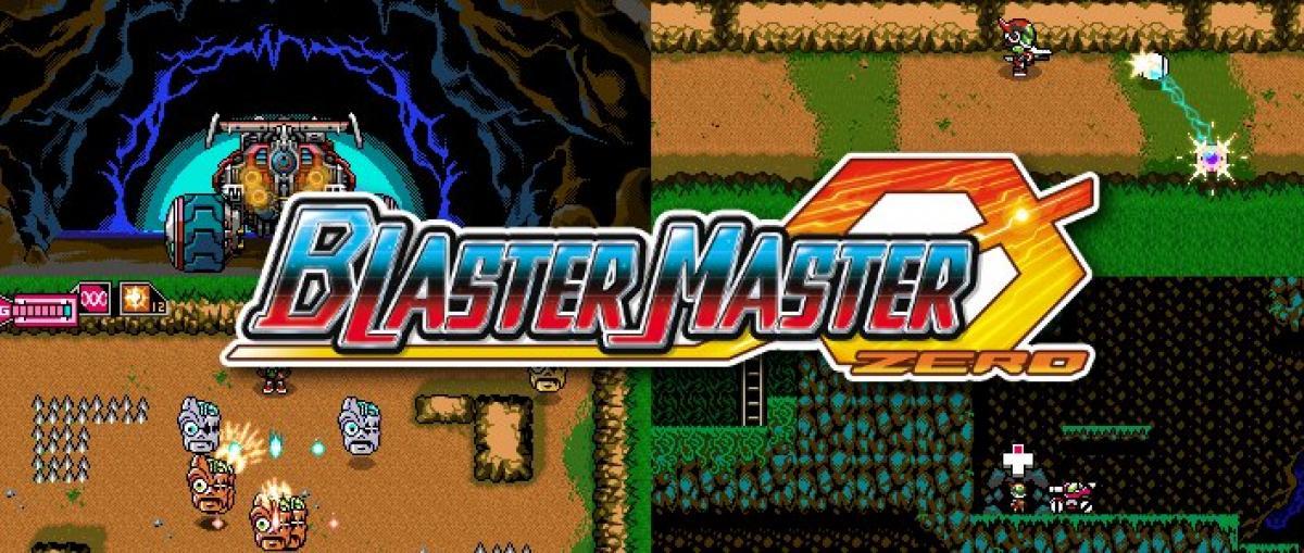 Inti Creates y Sunsoft anuncian Blaster Master Zero para Nintendo 3DS