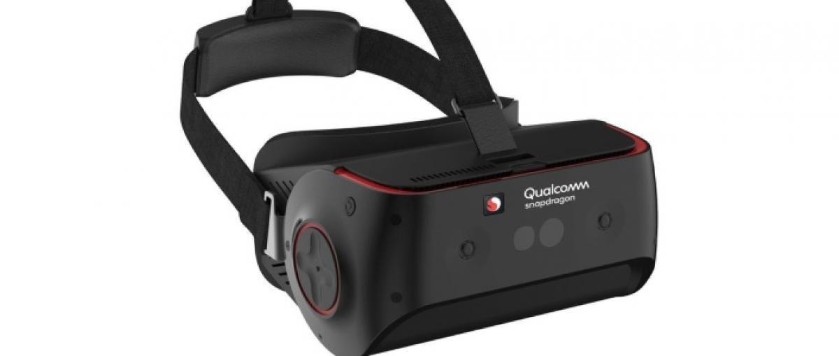 Qualcomm actualiza su visor RV autónomo con un Snapdragon 845, seguimiento ocular y hasta 120 FPS