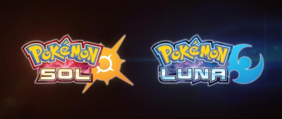 Anunciados Pokémon Sol y Pokémon Luna para 3DS