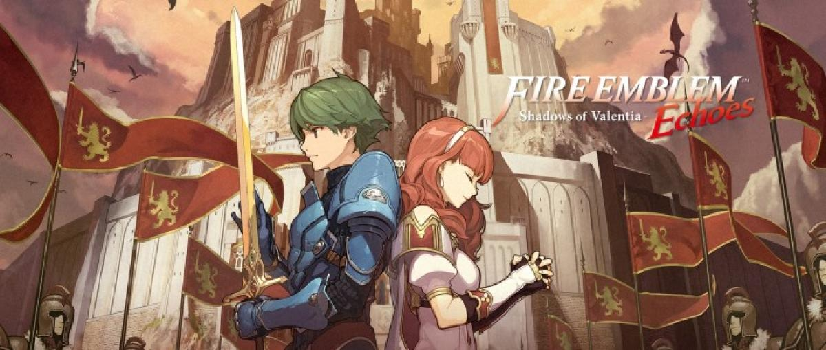 Nintendo anuncia una edición limitada para Fire Emblem Echoes: Shadows of Valentia