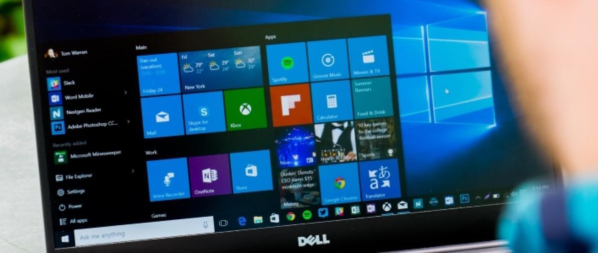 Windows 10 facilitará la eliminación de más aplicaciones preinstaladas