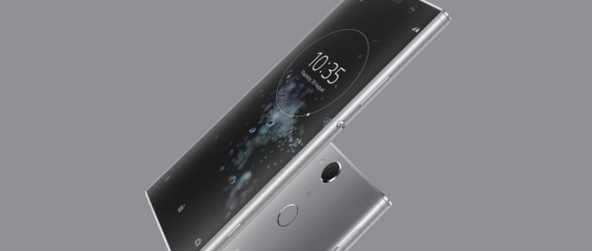 Sony anuncia el Xperia XA2 Plus, con 6 pulgadas ultrapanorámicas y cámara de 23 MP ISO 12800