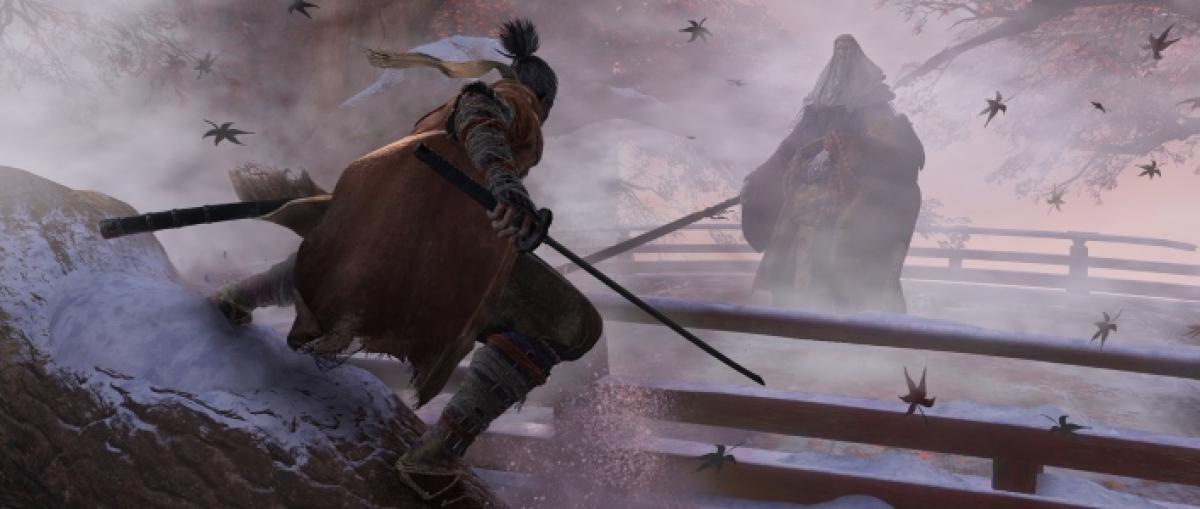Activision muestra el primer gameplay de Sekiro: Shadows Die Twice