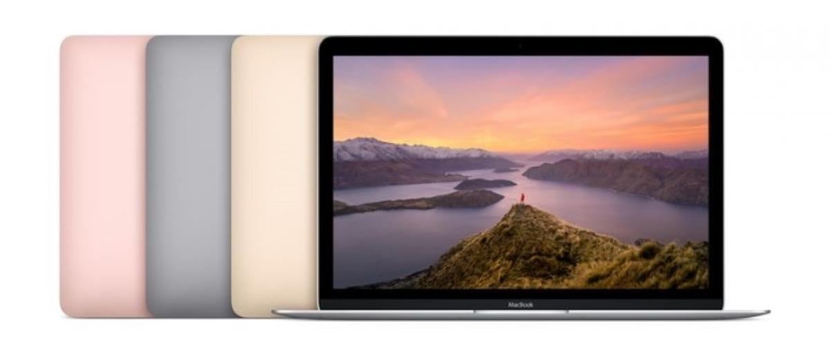 Apple renueva los MacBook mejorando el procesador y la batería