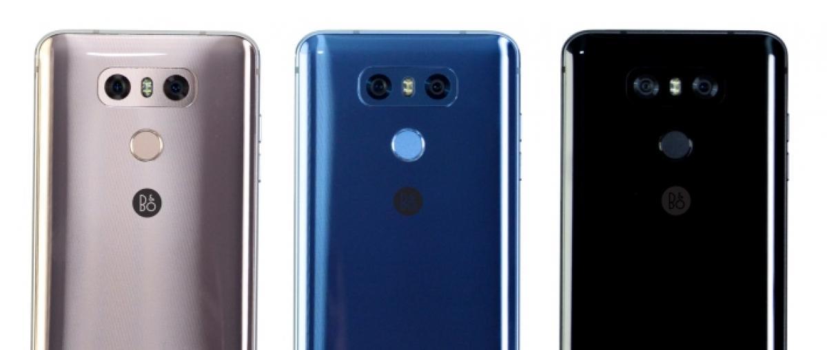 LG anuncia el nuevo G6+, con el doble de almacenamiento, más colores y carga inalámbrica