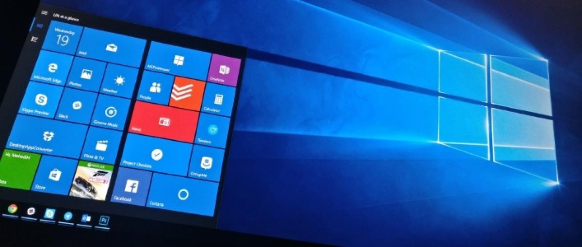 Microsoft actualizará Windows 10 dos veces por año
