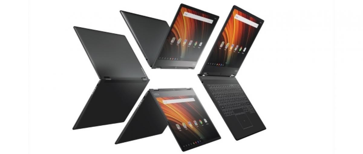 Lenovo lanza el Yoga A12, una versión más asequible y con Android del Yoga Book