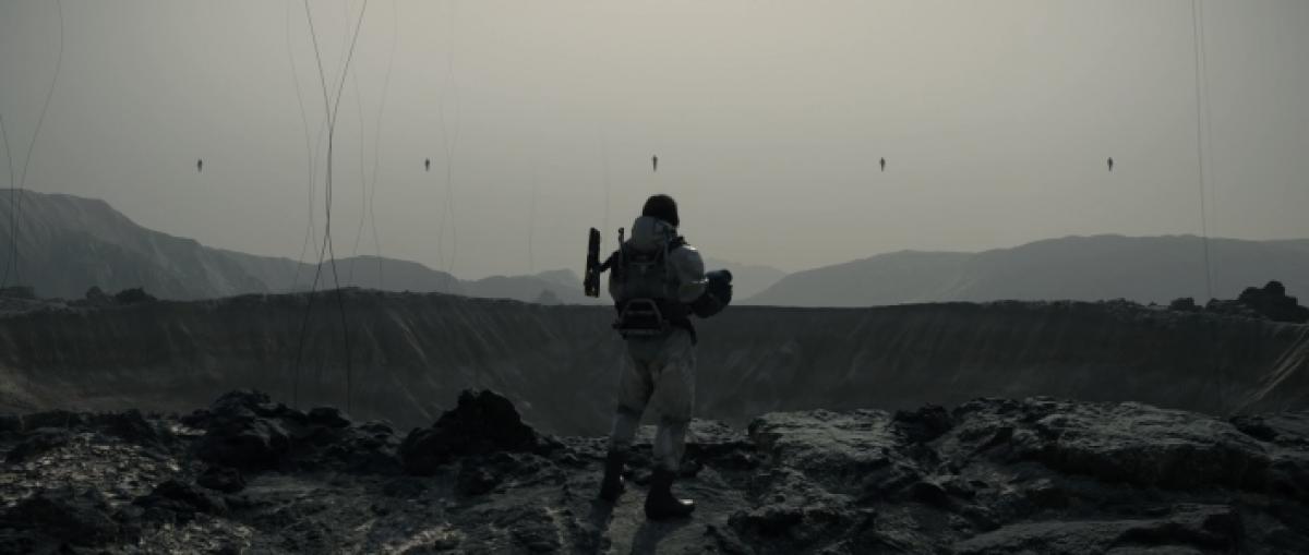 Nuevo tráiler de Death Stranding, el nuevo proyecto de Hideo Kojima