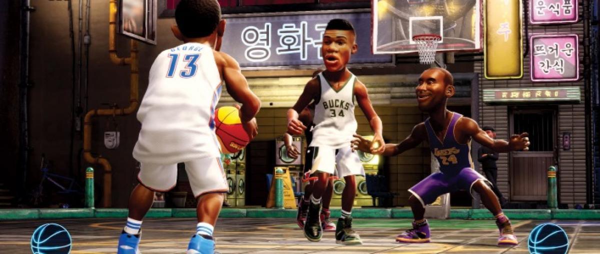 NBA 2K Playgrounds 2 se pondrá a la venta el 16 de octubre