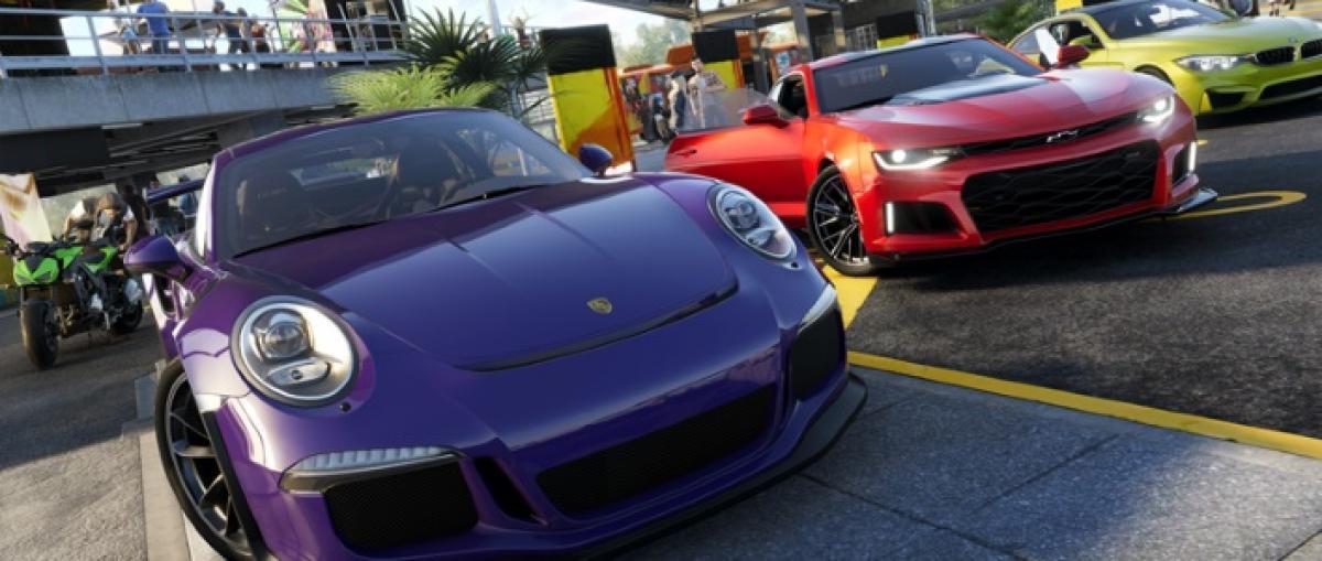 Ubisoft anuncia The Crew 2 para el 29 de junio de 2018