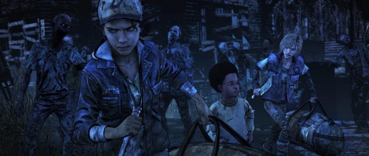 Telltale Games trabaja con diferentes opciones para completar The Walking Dead: La Temporada Final